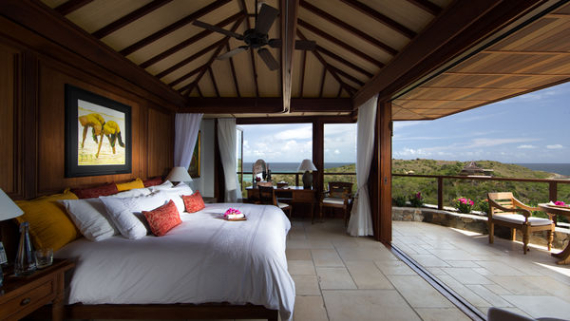 Living The Dream- Exotic Getaway Hiding Out In Style at Necker Island (34)