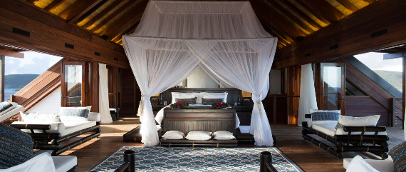 Living The Dream- Exotic Getaway Hiding Out In Style at Necker Island (77)
