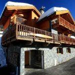 Luxurious Ski Retreat Offering Mesmerizing Views: Chalet Iamato  Meribel, France