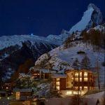 Spectacular Chalet in Switzerland Watching Over the Iconic Matterhorn, Zermatt