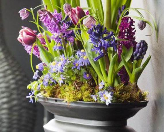 Spring-Flower-Arrangements-Table-Centerpieces-And-Mothers-Day-Gift-2