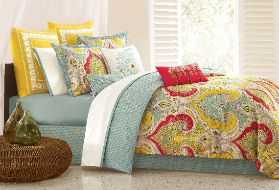 25 Pretty Mother's Day Bedding Sets, Romantic Ideas in Spring Colors