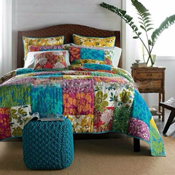 25-Pretty-Mothers-Day-Bedding-Sets-Romantic-Ideas-in-Spring-Colors9