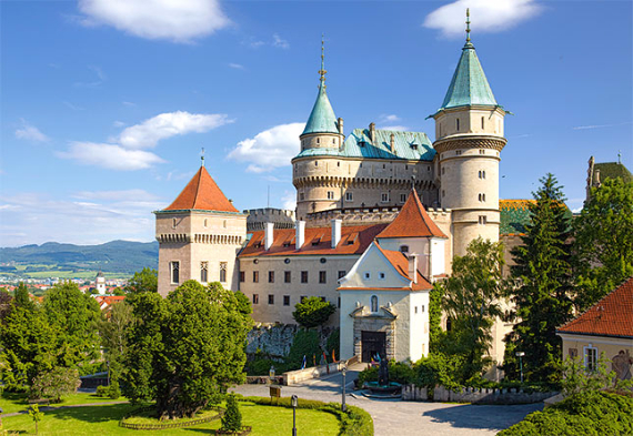 Bojnice Castle - The Most Spectacular Castle in Slovakia The  (1)