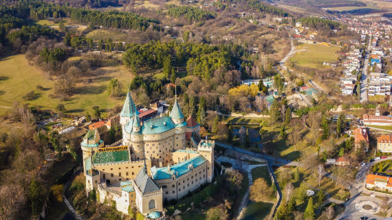 Bojnice Castle - The Most Spectacular Castle in Slovakia The  (12)