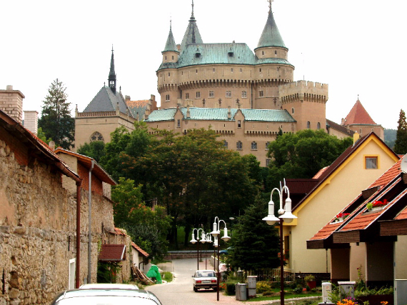 Bojnice Castle - The Most Spectacular Castle in Slovakia The  (16)