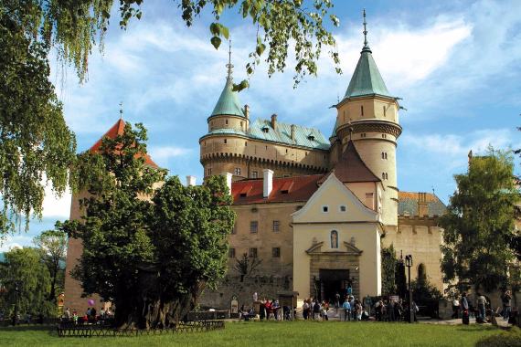 Bojnice Castle - The Most Spectacular Castle in Slovakia The  (21)