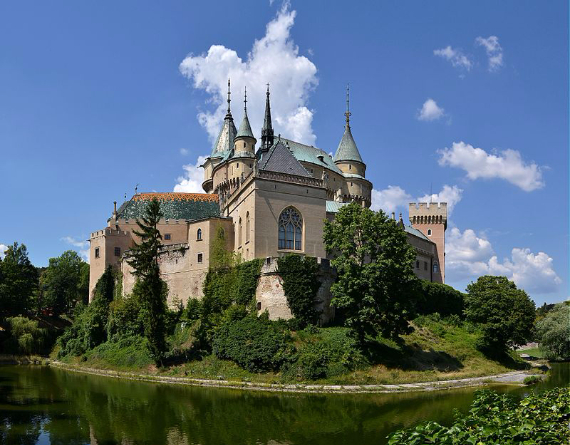 Bojnice Castle - The Most Spectacular Castle in Slovakia The  (9)
