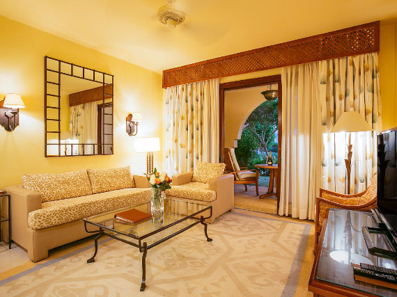 Deluxe Family Suite, Four Seasons Resort Sharm El Sheikh (4)