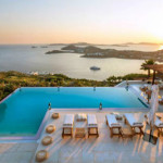 Villa Agi Lazro, One Of The Hidden Holiday Homes Of Mykonos Greece