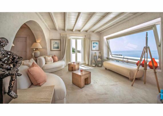 Villa Agi Lazro, One Of The Hidden Holiday Homes Of Mykonos Greece (13)