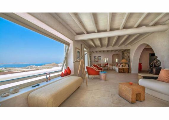 Villa Agi Lazro, One Of The Hidden Holiday Homes Of Mykonos Greece (18)