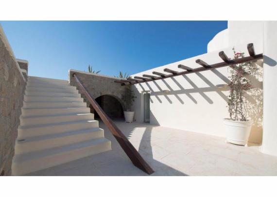 Villa Agi Lazro, One Of The Hidden Holiday Homes Of Mykonos Greece (21)