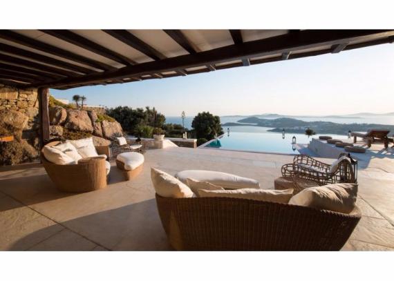 Villa Agi Lazro, One Of The Hidden Holiday Homes Of Mykonos Greece (23)