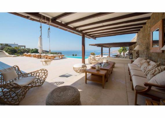 Villa Agi Lazro, One Of The Hidden Holiday Homes Of Mykonos Greece (25)