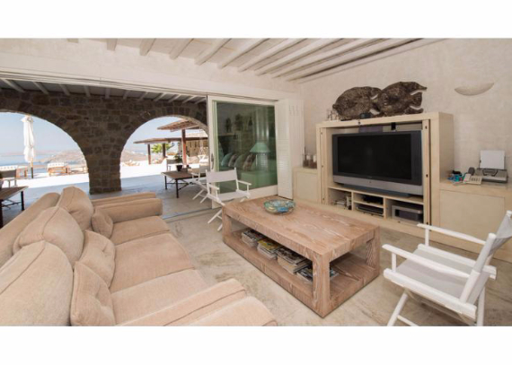 Villa Agi Lazro, One Of The Hidden Holiday Homes Of Mykonos Greece (26)