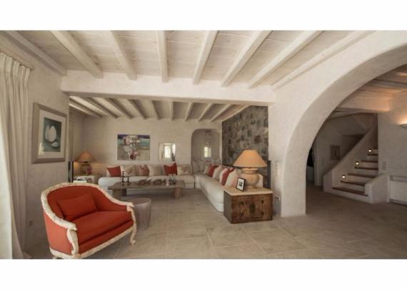 Villa Agi Lazro, One Of The Hidden Holiday Homes Of Mykonos Greece (3)