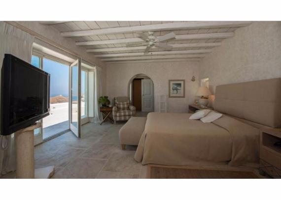 Villa Agi Lazro, One Of The Hidden Holiday Homes Of Mykonos Greece (33)