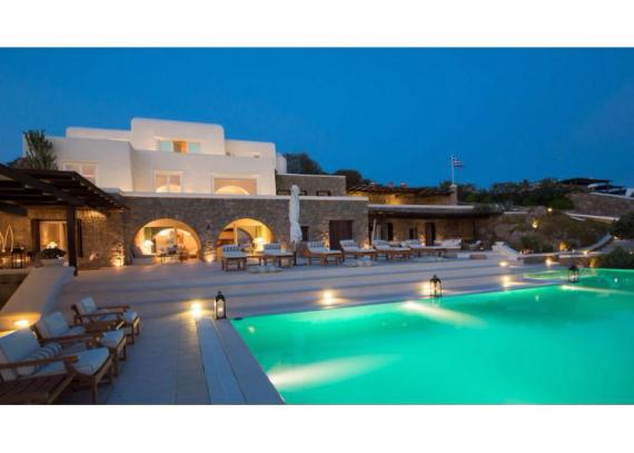 Villa Agi Lazro, One Of The Hidden Holiday Homes Of Mykonos Greece (34)