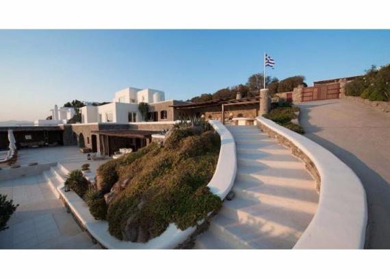 Villa Agi Lazro, One Of The Hidden Holiday Homes Of Mykonos Greece (36)
