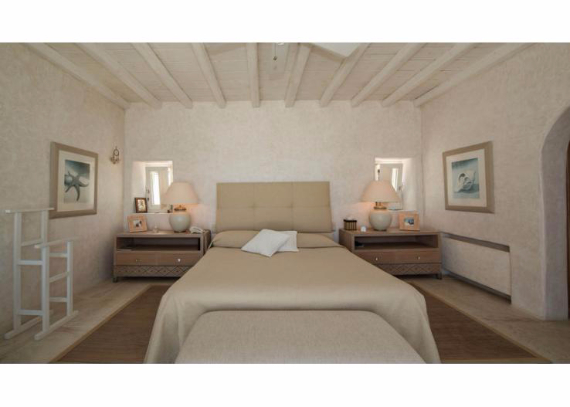 Villa Agi Lazro, One Of The Hidden Holiday Homes Of Mykonos Greece (4)
