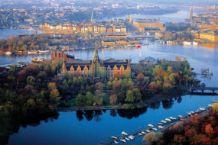 Stockholm A Unique City Shaped By Nature