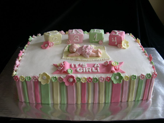 50 Gorgeous Baby Shower Cakes (12)
