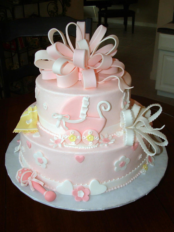50 Gorgeous Baby Shower Cakes (24)