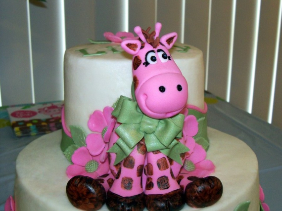 50 Gorgeous Baby Shower Cakes (29)