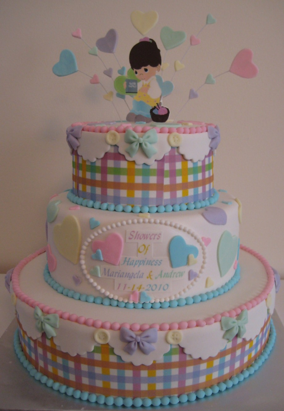 50 Gorgeous Baby Shower Cakes (30)