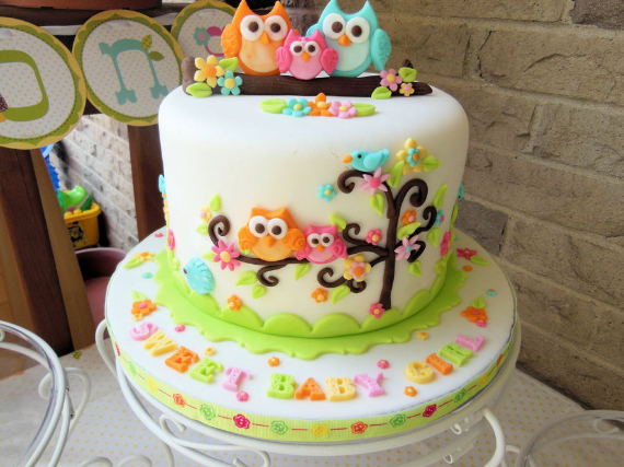 50 Gorgeous Baby Shower Cakes (33)