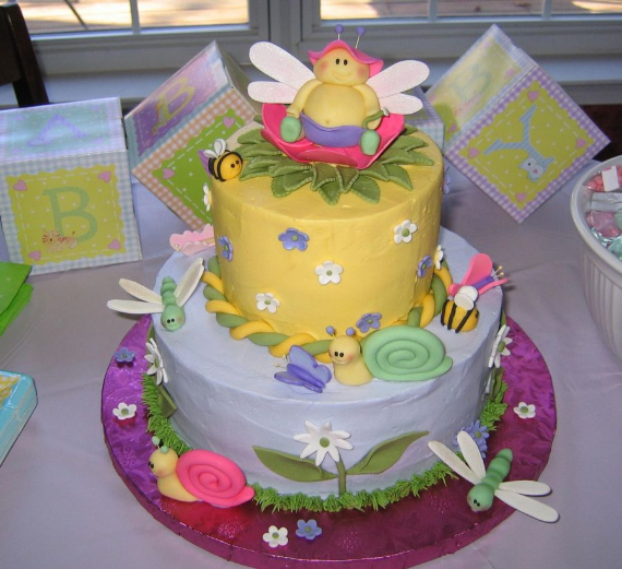 50 Gorgeous Baby Shower Cakes (4)