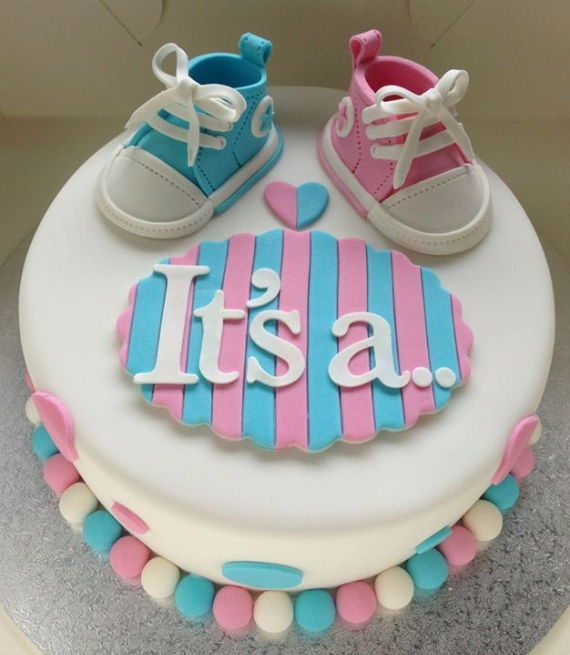 50 Gorgeous Baby Shower Cakes (51)
