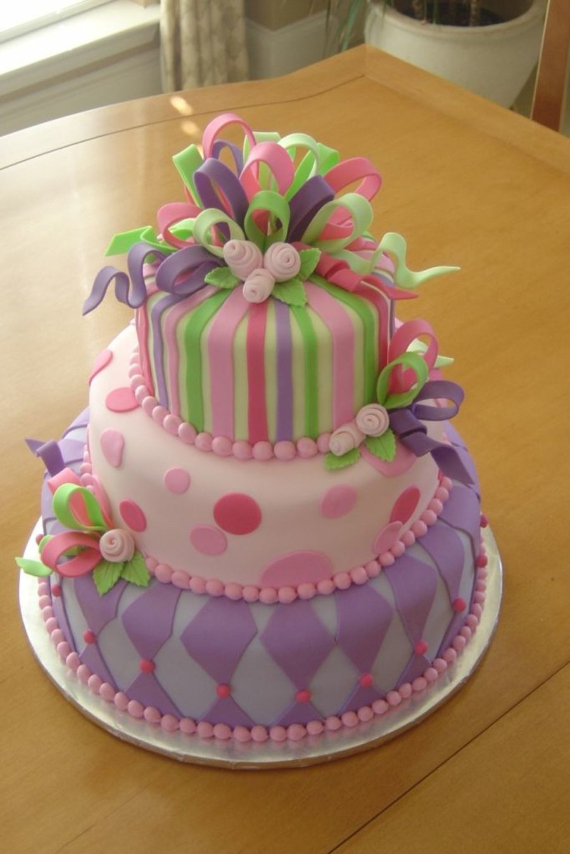 50 Gorgeous Baby Shower Cakes (7)