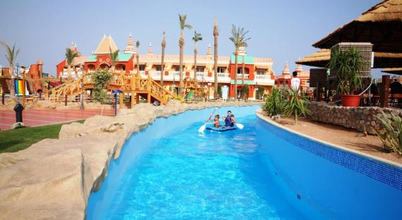 Aqua Blu Hotel And Water Park, Sharm el Sheikh - Egypt (10)