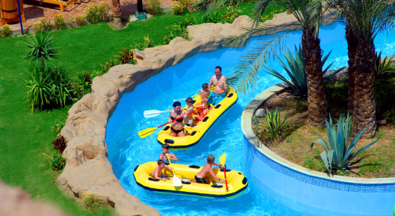 Aqua Blu Hotel And Water Park, Sharm el Sheikh - Egypt (11)