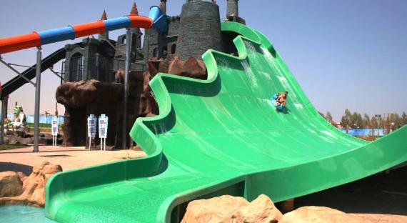 Aqua Blu Hotel And Water Park, Sharm el Sheikh - Egypt (14)