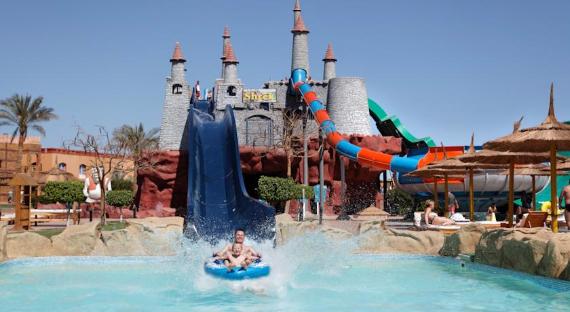 Aqua Blu Hotel And Water Park, Sharm el Sheikh - Egypt (19)
