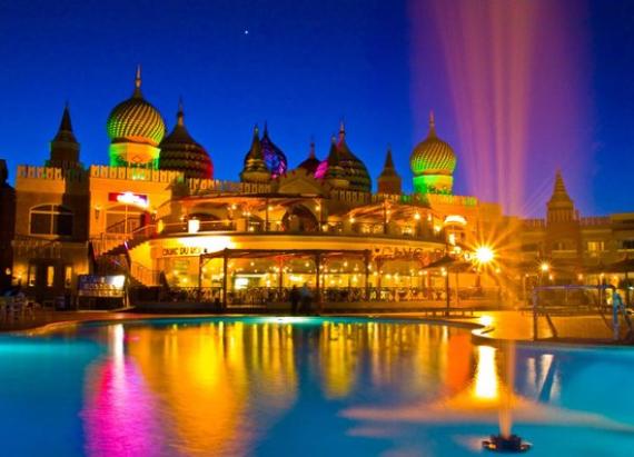 Aqua Blu Hotel And Water Park, Sharm el Sheikh - Egypt (2)