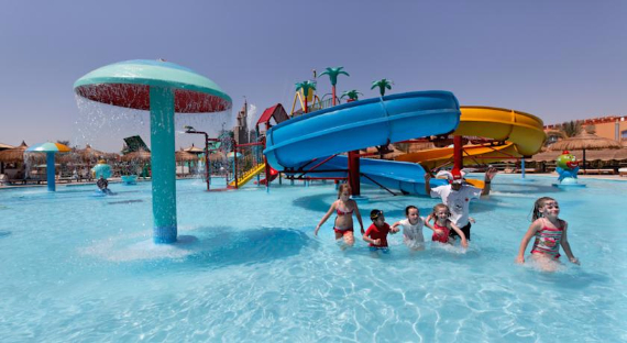 Aqua Blu Hotel And Water Park, Sharm el Sheikh - Egypt (21)