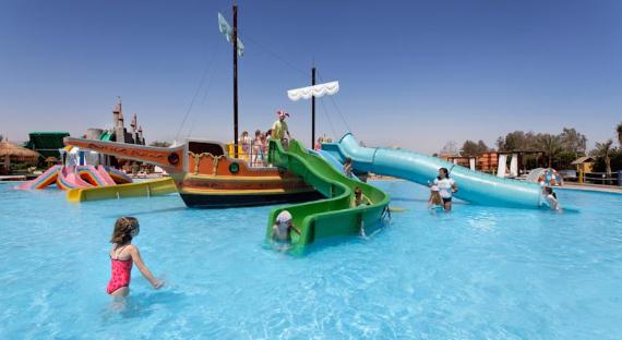 Aqua Blu Hotel And Water Park, Sharm el Sheikh - Egypt (23)