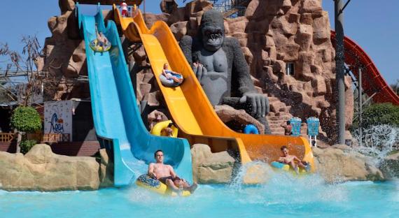 Aqua Blu Hotel And Water Park, Sharm el Sheikh - Egypt (25)