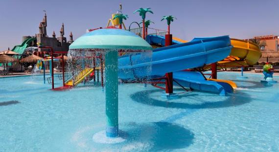 Aqua Blu Hotel And Water Park, Sharm el Sheikh - Egypt (26)