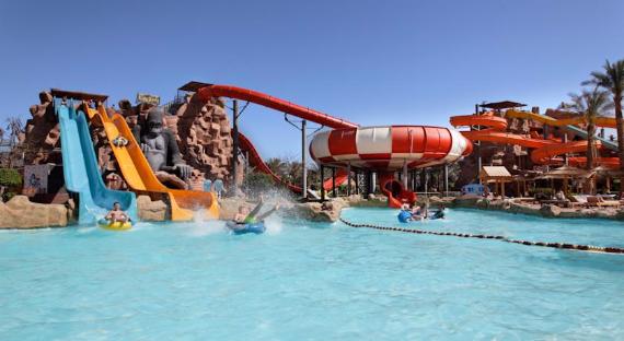 Aqua Blu Hotel And Water Park, Sharm el Sheikh - Egypt (27)