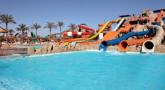 Aqua Blu Hotel And Water Park, Sharm el Sheikh - Egypt (30)