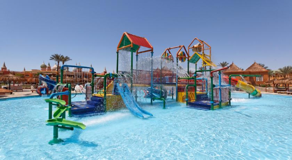 Aqua Blu Hotel And Water Park, Sharm el Sheikh - Egypt (31)