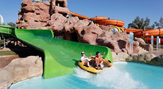 Aqua Blu Hotel And Water Park, Sharm el Sheikh - Egypt (32)
