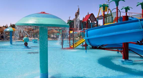 Aqua Blu Hotel And Water Park, Sharm el Sheikh - Egypt (33)