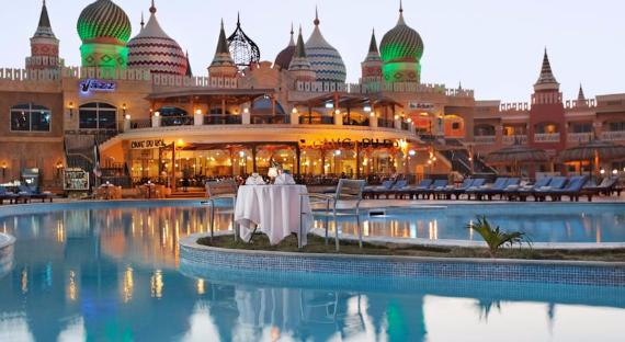 Aqua Blu Hotel And Water Park, Sharm el Sheikh - Egypt (37)