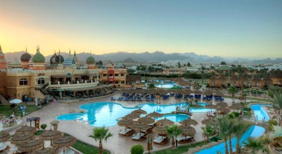 Aqua Blu Hotel And Water Park, Sharm el Sheikh - Egypt (39)